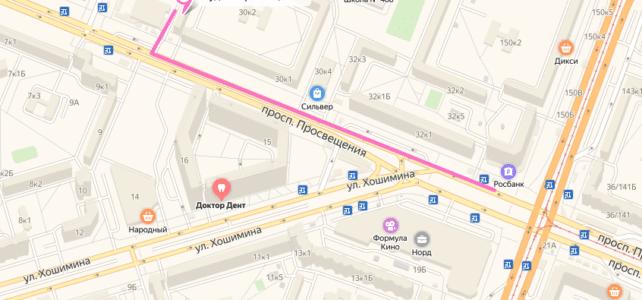 У студии на Шостаковича новый адрес